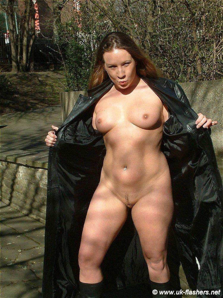 public naked Milf