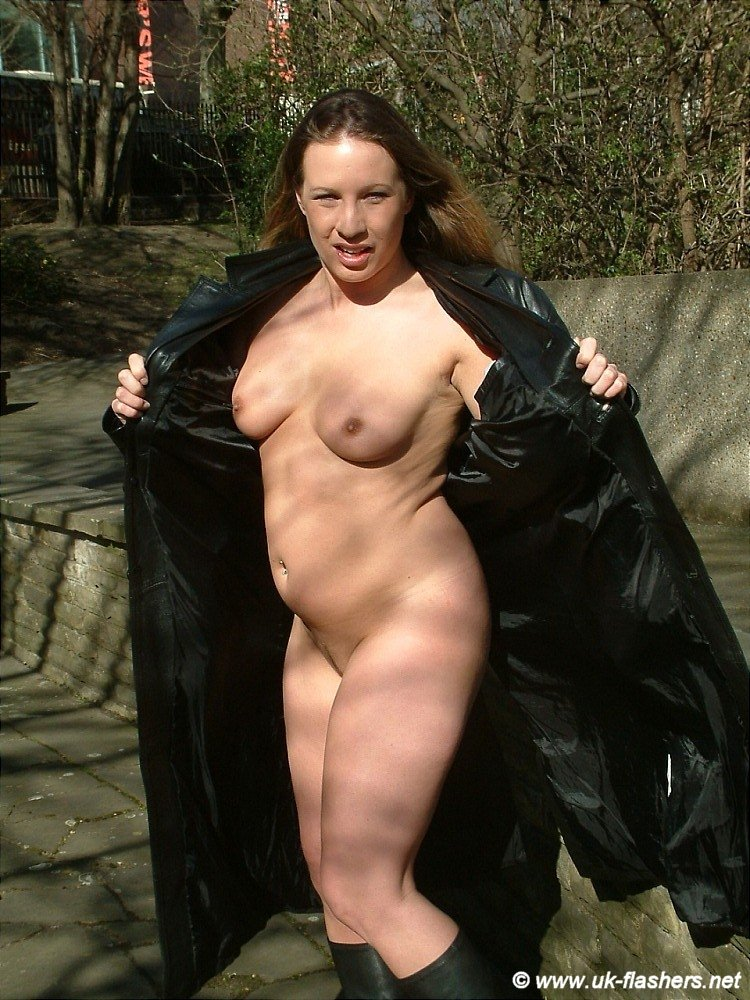 public Wife first nude in